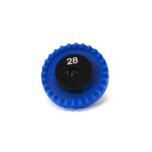 0132 Inline Crown Gear 3/32 28t