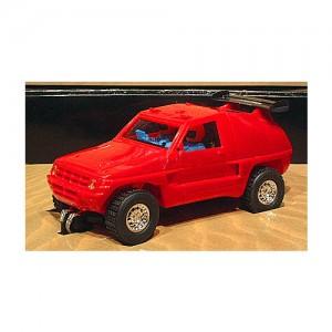 Power Slot Mitsubishi Montero Paris Tripoli Dakar 1991 CM01