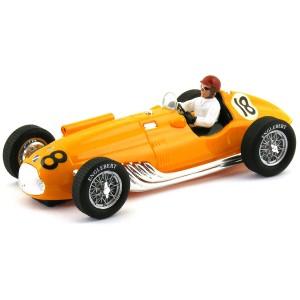 Cartrix Talbot-Lago No.18 British GP 1950