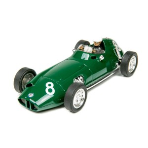 Cartrix BRM P-25 No.8 Monaco GP 1958