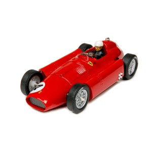 Cartrix Lancia-Ferrari D50 No.4 British GP 1956