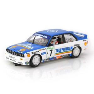 Fly BMW M3 E30 No.7 Rally El Corte Ingles 1988