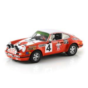 Fly Porsche 911 No.4 Monte Carlo Rally 1972