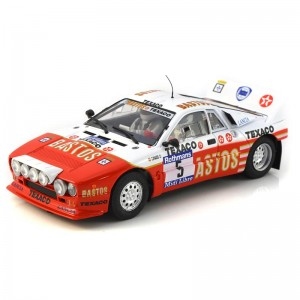 Fly Lancia 037 No.5 Bastos Limited Edition