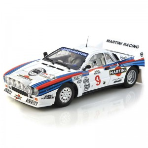 Fly Lancia 037 No.9 Martini Limited Edition