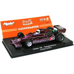Fly Lotus 78 Gaugemaster Edition F053802