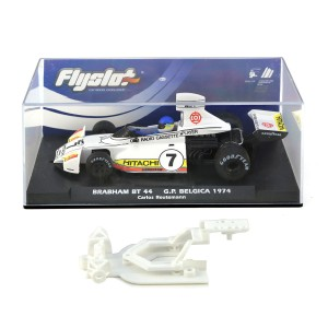 Fly Brabham BT44 No.7 Belgian GP 1974 + Free 3D Chassis