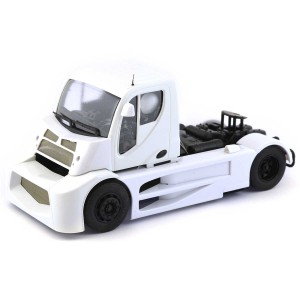 Fly Buggyra Racing Truck White