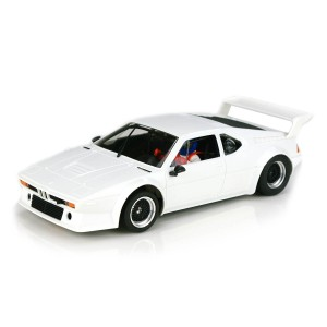 Fly BMW M1 Sport Racing White