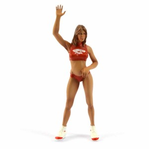 Le Mans Miniatures Grid Girl Kate Hawaiian Tropic 2000