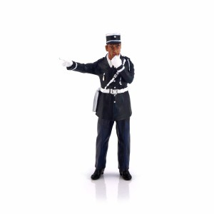 Le Mans Miniatures French Policeman Andre