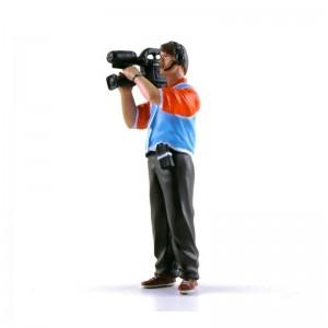 Le Mans Miniatures Cameraman Thierry