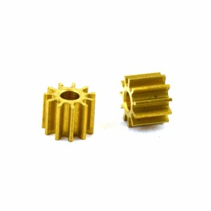 Formula Slot Inline Brass Pinion 11t
