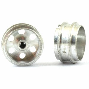 Formula Slot Aluminium Wheels 17.3x10.7mm