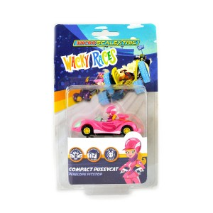 Micro Scalextric Wacky Races Penelope Pitstop