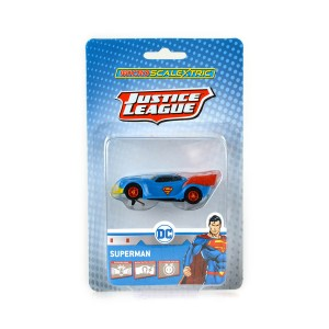 Micro Scalextric Justice League Superman