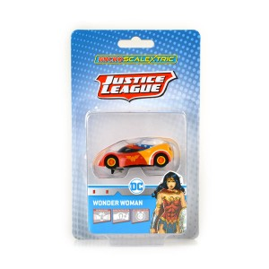 Micro Scalextric Justice League Wonder Woman