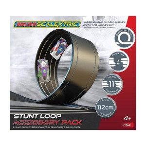 Micro Scalextric Stunt Loop Extension Pack