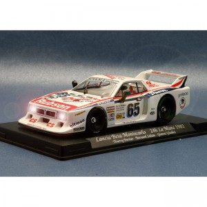Fly Lancia Beta Montecarlo No.65 Le Mans 1983 Lights GB39L-07501
