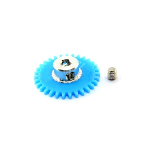 Thunder Slot Spur Gear Plastic 31t 17mm