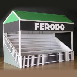 GP Miniatures Goodwood Grandstand