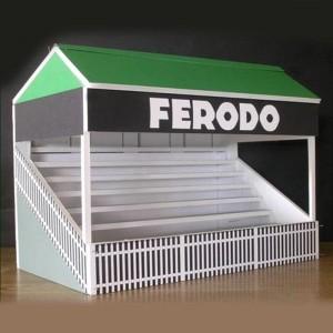 GP Miniatures Goodwood Grandstand
