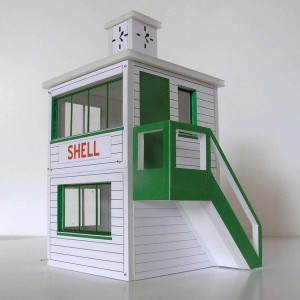 GP Miniatures Control Tower