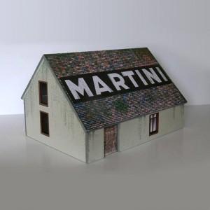 GP Miniatures Maison Blanche Building