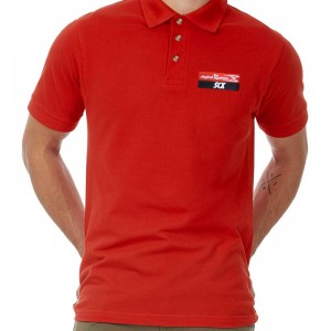 SCX Digital T-Shirt Red