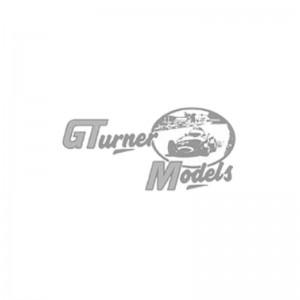 George Turner Models - Running Gear Set 13 - ERA, MG K3