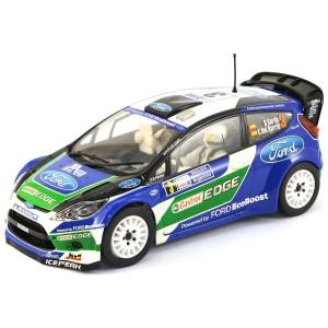 SuperSlot Ford Fiesta RS WRC No.3 Dani Sordo