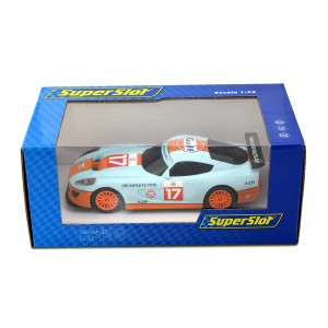 SuperSlot Team GT Lightning - Gulf