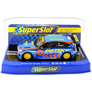 SuperSlot BTCC BMW 125 Series 1 NGTC Andrew Jordan