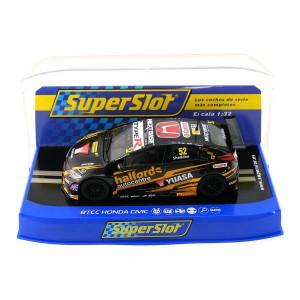 SuperSlot BTCC Honda Civic Type R NGTC Gordon Shedden