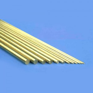 K&S Brass Rod 3/64 KS161