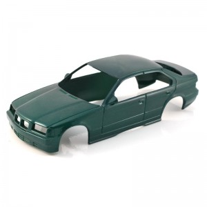 Scalextric BMW 318 Green Body