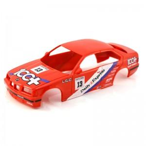 Scalextric BMW 318 No.13 100+ Red Body