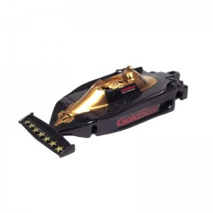 Scalextric Ferrari 312 T3 No.17 Black/Gold Body