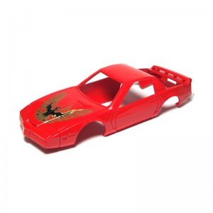 Scalextric Pontiac Firebird Red Body