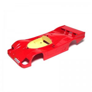 Scalextric Porsche 962 Red Body