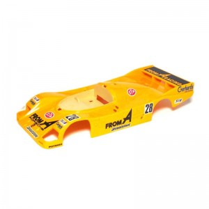 Scalextric Porsche 962 No.28 From A Racing Body
