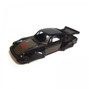 Scalextric Porsche 911 No.5 Black Body