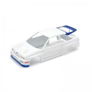 Scalextric Ford Escort Cosworth White Body RARE