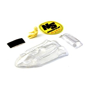 Nonno Slot Lexan for Racers Body