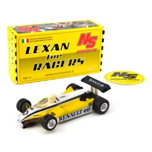 Nonno Slot Renault RE30B No.16 Rene Arnoux