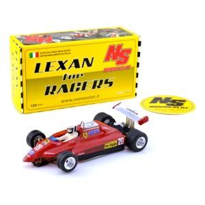 Nonno Slot Ferrari 126 C2 No.28 Didier Pironi