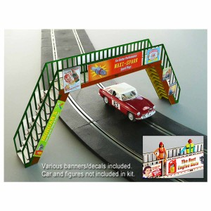 Proses Footbridge 2 Lanes