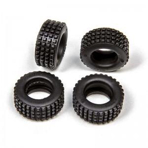 Mitoos Raid Tyres Squared 25x10mm