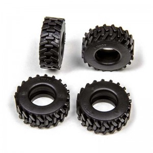 Mitoos Raid Tyres Traction 28x10mm