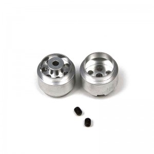 Mitoos F1 Aluminium Wheels 14.4x12mm
